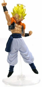 Dragonball Z Japanese 4 Inch PVC Figure Super Saiyan Gogeta with Halo