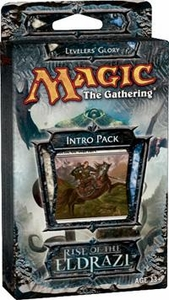 Magic the Gathering Rise of the Eldrazi Theme Deck Intro Pack Levelers Glory