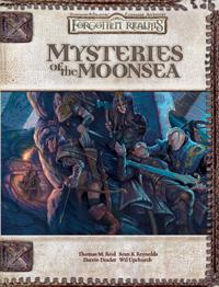 D&D Dungeons & Dragons Core Accessory Mysteries of the Moonsea