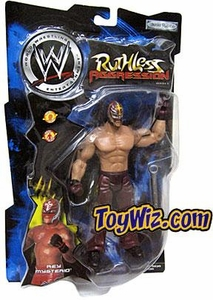 WWE Jakks Pacific Ruthless Aggression Series 3 Action Figure Rey Mysterio