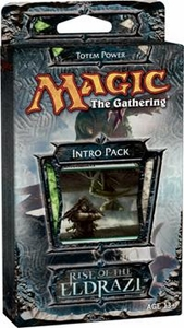 Magic the Gathering Rise of the Eldrazi Theme Deck Intro Pack Totem Power