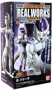 Dragonball Z Bandai 4.5 Inch PVC Real Works Collection 4 Freeza