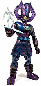 Marvel Universe Masterworks 19 Inch Deluxe Action Figure Galactus [Includes 3 3/4 Inch Silver Surfer] Dark Version Variant!
