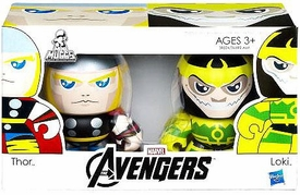 Marvel Avengers Movie Mini Mighty Muggs 2-Pack Thor & Loki