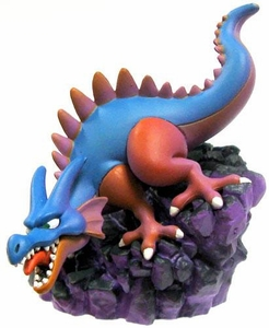 Dragon Quest V Monsters Gallery Chapter 3 PVC Figure Blue Dragon