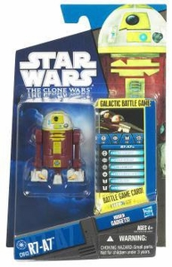 Star Wars 2011 Clone Wars Action Figure CW No. 43 R7-A7 [Ahsoka Tano's Astromech Droid]