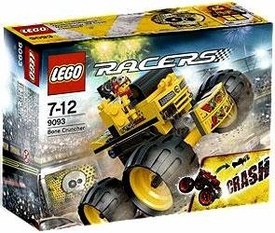 LEGO Racers Set #9093 Bone Cruncher