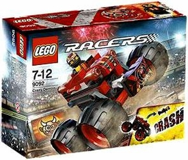 LEGO Racers Set #9092 Crazy Demon