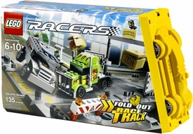 LEGO Racers Set #8199 Security Smash