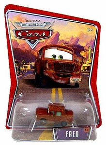Disney / Pixar CARS Movie 1:55 Die Cast Car Series 3 World of Cars Fred [Mini Version]