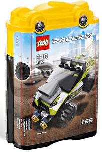 LEGO Racers Set #8192 Lime Racer