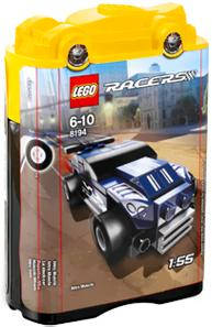 LEGO Racers Set #8194 Nitro Muscle