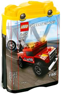 LEGO Racers Set #8195 Turbo Tow