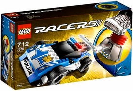 LEGO Racers Set #7970 Hero