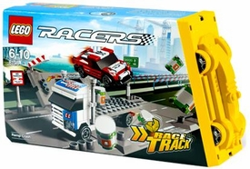 LEGO Racers Set #8198 Ramp Crash