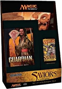 Magic the Gathering Card Game Saviors of Kamigawa Fat Pack