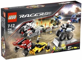 LEGO Racers Set #8182 Monster Crushers