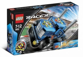 LEGO Racers Tiny Turbos Set #8668 Slide Rider 55