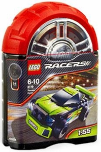 LEGO Racers Set #8119 Thunder Racer