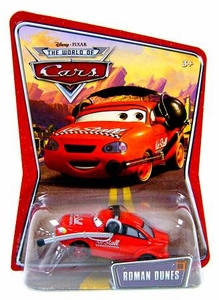Disney / Pixar CARS Movie 1:55 Die Cast Car Series 3 World of Cars Roman Dunes [Chief No Stall]
