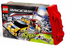 LEGO Racers Set #8124 Ice Rally