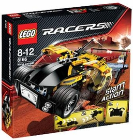 LEGO Racers Set #8166 Wing Jumper