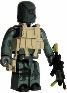 Medicom Kubrick Metal Gear Solid Collector's Edition 2 Mini Figure Old Snake with Mask