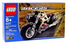 LEGO Racers Set #8371 Extreme Power Bike