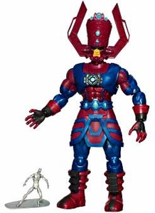 Marvel Universe Masterworks 19 Inch Deluxe Action Figure with Lights & Sounds Galactus [Includes 3 3/4 Inch Silver Surfer] Comic Version!
