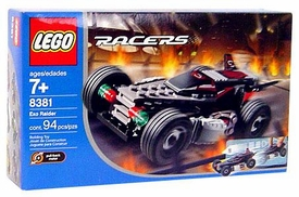 LEGO Racers Set #8381 Exo Raider