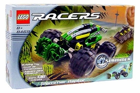 LEGO Racers Set #8469 Slammer Raptor