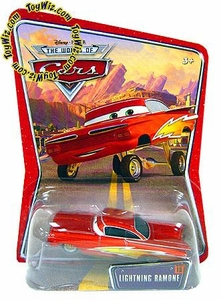 Disney / Pixar CARS Movie 1:55 Die Cast Car Series 3 World of Cars Lightning Ramone [Orange]