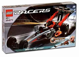 LEGO Racers Set #8471 Nitro Burner