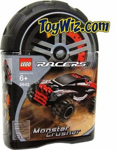 Lego Racers Tiny Turbos Set #8642 Monster Crusher