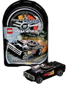 Lego Racers Tiny Turbos Set #8643 Power Cruiser