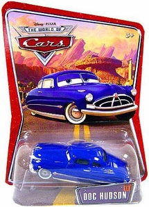 Disney / Pixar CARS Movie 1:55 Die Cast Car Series 3 World of Cars Doc Hudson