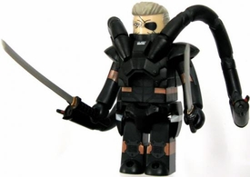 Medicom Kubrick Metal Gear Solid Collector's Edition 2 Mini Figure Solidus Snake