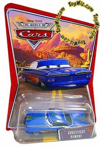 Disney / Pixar CARS Movie 1:55 Die Cast Car Series 3 World of Cars Ghostlight Ramone
