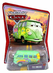 Disney / Pixar CARS Movie 1:55 Die Cast Car Series 3 World of Cars Fillmore