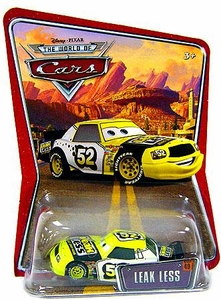 Disney / Pixar CARS Movie 1:55 Die Cast Car Series 3 World of Cars Leakless