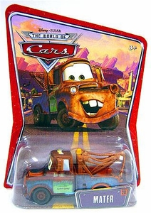 Disney / Pixar CARS Movie 1:55 Die Cast Car Series 3 World of Cars Mater