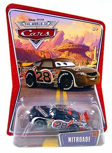 Disney / Pixar CARS Movie 1:55 Die Cast Car Series 3 World of Cars Nitroade