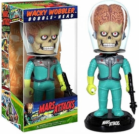 Funko Mars Attacks Wacky Wobbler Bobble Head Martian