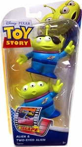 Disney / Pixar Toy Story Operation Escape Posable Action Figure 2-Pack Alien & Two-Eyed Alien
