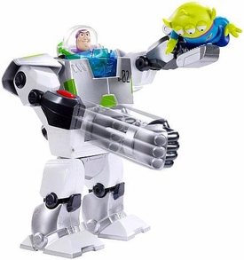 Disney / Pixar Toy Story Exclusive To Infinity And Beyond Space Mission Action Figure Buzz Lightyear Turbo Suit
