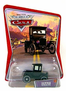 Disney / Pixar CARS Movie 1:55 Die Cast Car Series 3 World of Cars Lizzie