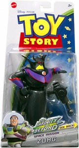 Disney / Pixar Toy Story To Infinity And Beyond Space Mission Action Figure Zurg