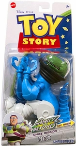 Disney / Pixar Toy Story To Infinity And Beyond Space Mission Action Figure Rex
