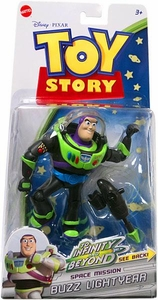 Disney / Pixar Toy Story To Infinity And Beyond Space Mission Action Figure Buzz Lightyear