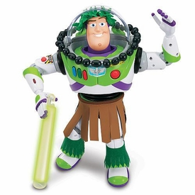 Disney / Pixar Toy Story Exclusive 12 Inch Talking Action Figure Hawaiian Vacation Buzz Lightyear